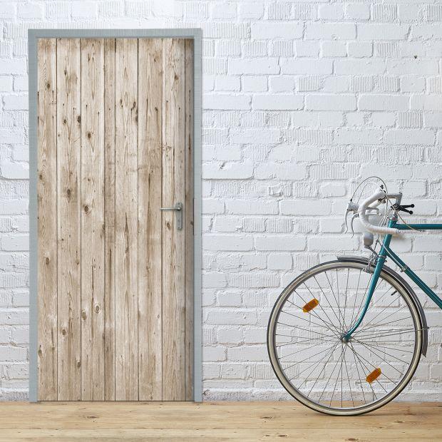 Türtapete - SIMPLE LOFT DOOR