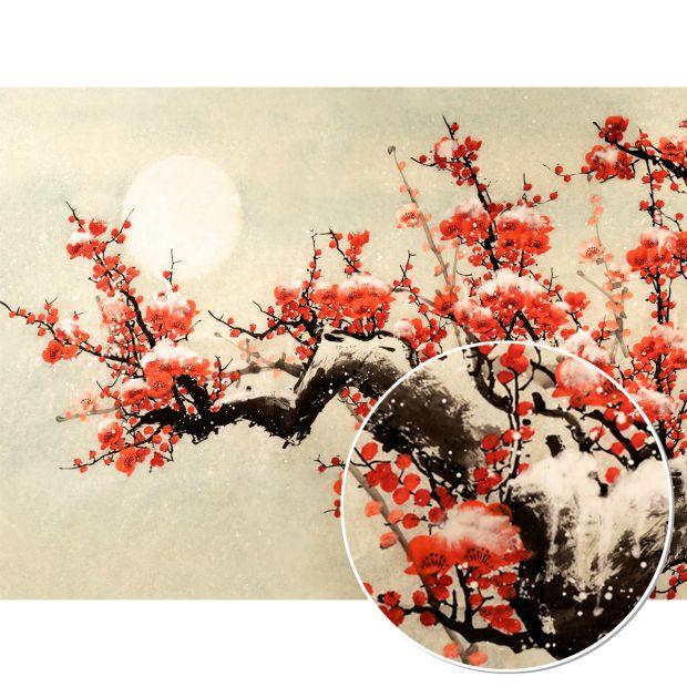 Tapete - JAPAN BLOSSOM
