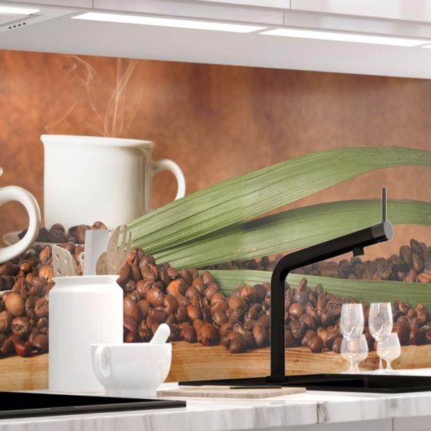 Küchenrückwand - PURE COFFEE