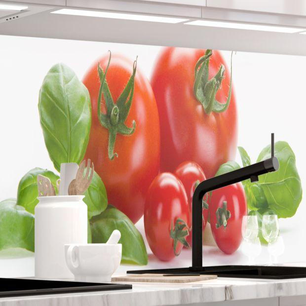 Küchenrückwand - TOMATEN