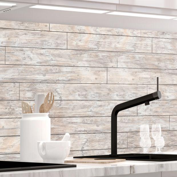 Küchenrückwand - PLANKEN