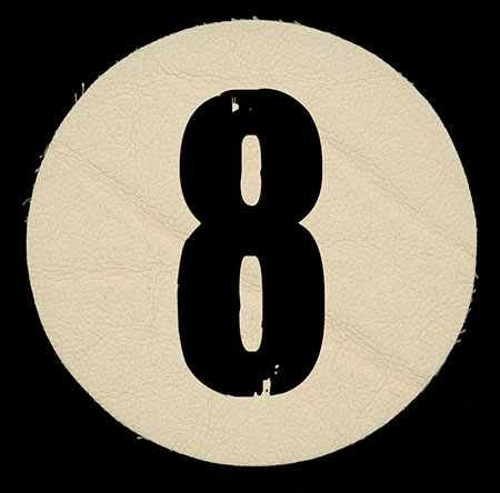 6 Fliesenaufkleber - Modern - No.45