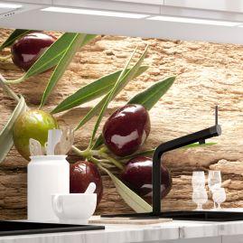 Küchenrückwand - OLIVEN