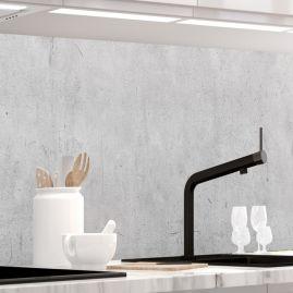 Küchenrückwand - BETON