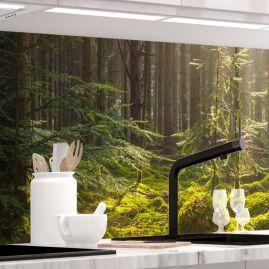 Küchenrückwand - MOOSGRUND