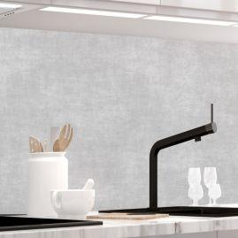 Küchenrückwand - GRAU STRICH